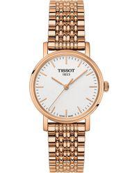 Tissot - Everytime T1092103303100 White Stainless Steel Quartz - Lyst