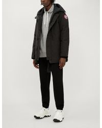 Canada Goose - Chateau Shell-down Hooded Parka - Lyst