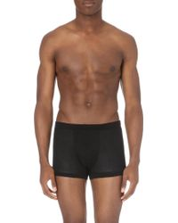 La Perla - Stretch-cotton Trunks - Lyst