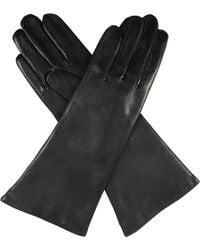 Dents | Helene Cashmere-lined Leather Gloves | Lyst