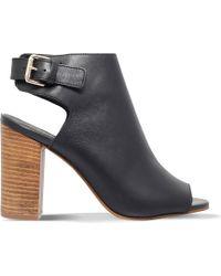 Carvela Kurt Geiger | Assent Leather Heeled Sandals | Lyst