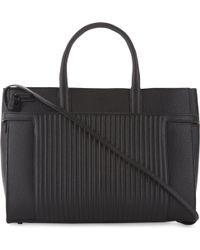 Zadig & Voltaire - Candide Leather Shoulder Bag - Lyst