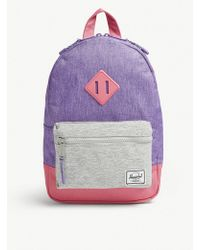 Herschel Supply Co. - Colour-blocked Backpack - Lyst