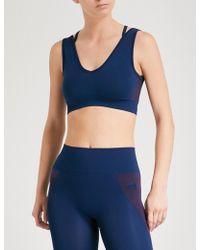Laain - Sophia Stretch-jersey Sports Bra - Lyst