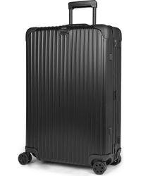 Rimowa - Topas Stealth Four-wheel Suitcase 77.5cm - Lyst