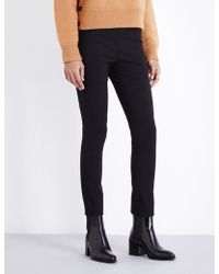 Rag & Bone - Simone Skinny Stretch-cotton Trousers - Lyst