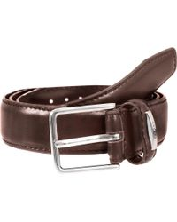 Dents - Lined Belt - Lyst