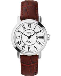 Links of London - Richmond Stainless Steel Watch - Lyst