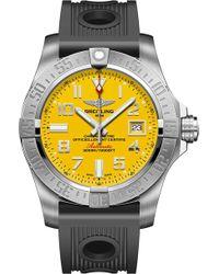 Breitling - Avenger Ii Seawolf Stainless Steel Watch - Lyst