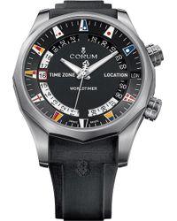 Corum - 63710104f371an02 Admiral's Cup Legend 47 Worldtimer Watch - Lyst