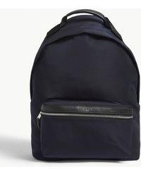 Sandro - Nylon Backpack - Lyst