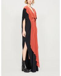 Chalayan - Typhoon Crepe Dress - Lyst