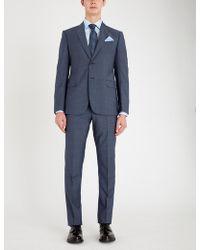 Emporio Armani - Slim-fit Wool Suit - Lyst