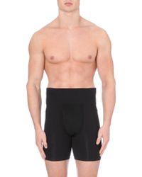 Spanx - Slim-waist Boxer Briefs - Lyst