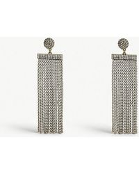 BaubleBar - Corisande Crystal Drop Earrings - Lyst