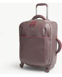 Lipault - Variation Spinner Four-wheel Cabin Suitcase 55cm - Lyst