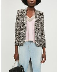 Zadig & Voltaire - Christy Silk-crepe Camisole - Lyst