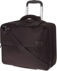 Lipault - Plume Business Rolling Tote 45cm - Lyst