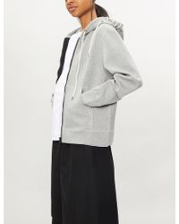 Craig Green - Laced Jersey Hoody - Lyst