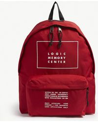 Undercover - Slogan Backpack - Lyst