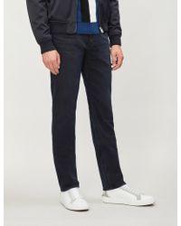 J Brand - Kane Regular-fit Straight-leg Jeans - Lyst