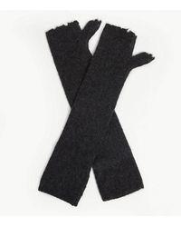 Zadig & Voltaire - Kurt Cashmere-blend Fingerless Gloves - Lyst
