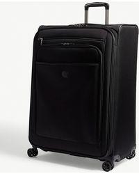 Delsey - Black Pilot Ww 4 Wheel Suitcase - Lyst