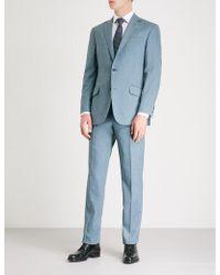Richard James - Wool-flannel Suit - Lyst