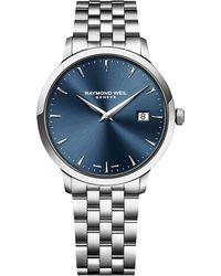 Raymond Weil - 5488-st-50001 Toccata Stainless Steel Watch - Lyst