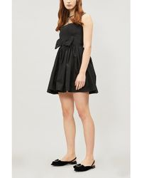 Claudie Pierlot - Ralli Fit-and-flare Shell Dress - Lyst