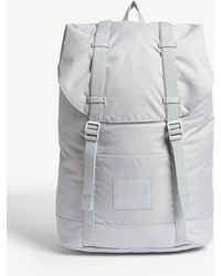 Herschel Supply Co. - Retreat Light Canvas Backpack - Lyst