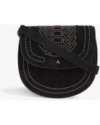 Altuzarra - Ghianda Stud Embellished Leather Bag - Lyst