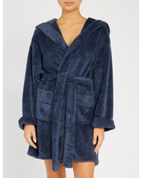 Wildfox - In Your Dreams Fleece Robe - Lyst