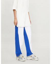 ADER error - Puma X Cotton-blend jogging Bottoms - Lyst