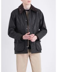 Barbour - Bedale Waxed Jacket - Lyst