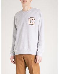 CALVIN KLEIN 205W39NYC - Kamus Cotton-jersey Sweatshirt - Lyst