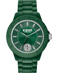 Versus - Soy090016 Tokyo Rubber And Silicone Watch - Lyst