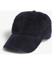 Polo Ralph Lauren - Logo Corduroy Cap - Lyst