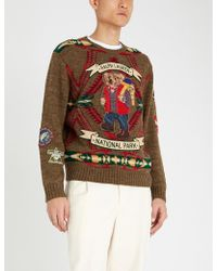 Polo Ralph Lauren - Polo Bear National Park Sweater - Lyst