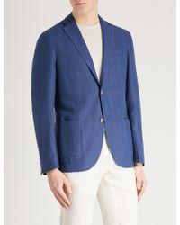 Slowear - Montedoro Regular-fit Woven-cotton Jacket - Lyst