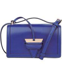 Loewe - Petite Barcelona Small Leather Shoulder Bag - Lyst