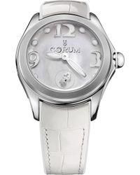 Corum   295100200009pn04 Bubble Luminova Watch   Lyst