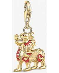 Thomas Sabo - Chinese New Year Sterling Silver Pixiu Charm - Lyst