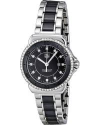 Tag Heuer - Wah1312ba0867 Formula 1 Steel Watch 32mm - Lyst