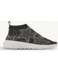Dune - Black 'emerald Star' Casual Trainers - Lyst