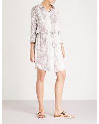 Heidi Klein - Alhambra Woven Shirt Dress - Lyst