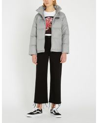 Chocoolate - Padded Shell-down Puffer Jacket - Lyst