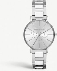 Armani Exchange - Ax5551 Stainless Steel Watch - Lyst