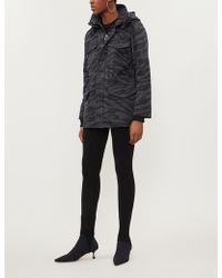 Zadig & Voltaire - Kris Tiger-print Cotton Jacket - Lyst