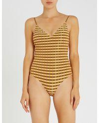 Tigerlily - Capofaro Swimsuit - Lyst